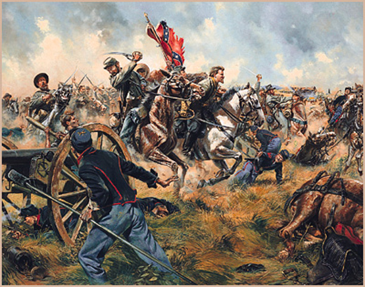Rantings of a Civil War Historian » The Brandy Station ...