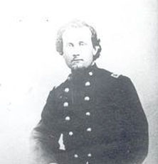 Col. George E. Spencer, 1st Alabama Cavalry (U.S.)
