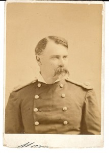 Capt. William W. Rogers, post-war